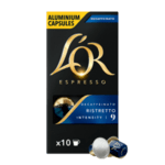 L'or Decaffeinato RISTRETTO - 10 бр. Nespresso® съвместими капсули