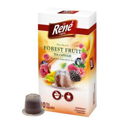 René Forest Fruit - 10 Nespresso® съвместими капсули