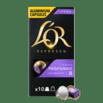 L'or Lungo PROFONDO Мултипак 100 капсули