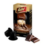 Rene Chocolate - 10 броя Nespresso® съвместими капсули