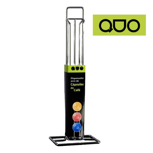 QUO диспенсър за 20 капсули Nespresso®