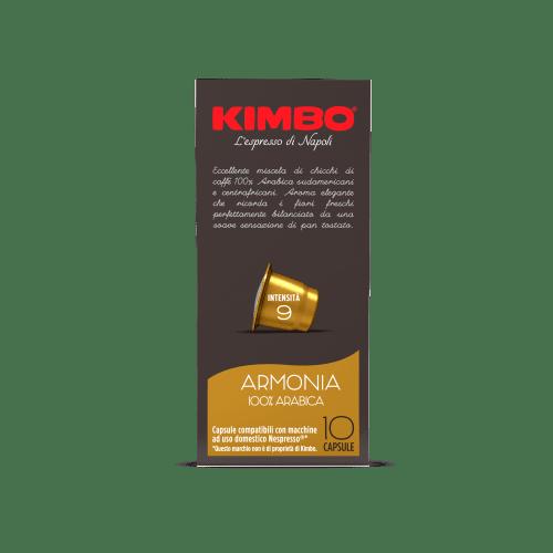 Kimbo Armonia - Nespresso® съвместими капсули