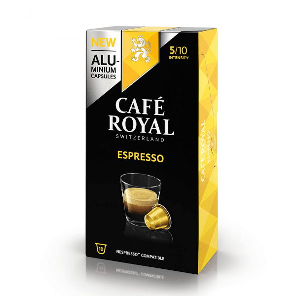 Cafe Royal Espresso - 10 Nespresso® съвместими капсули