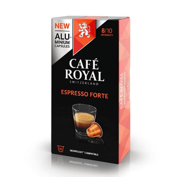 Cafe Royal Espresso Forte - 10 Nespresso® съвместими капсули