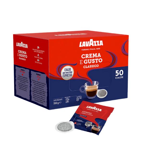 Lavazza Crema e Gusto - 50 филтър дози
