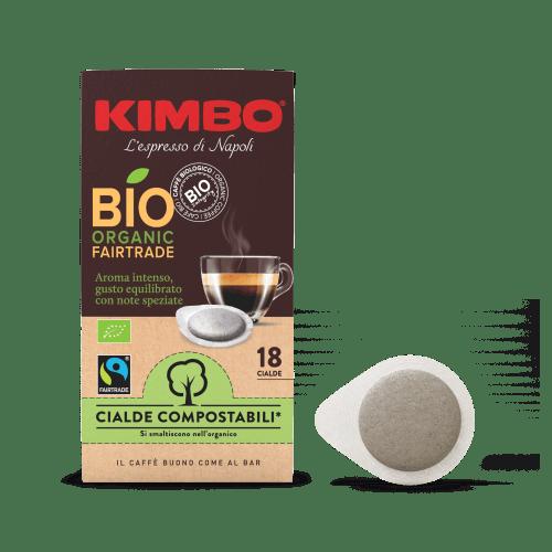 Kimbo Bio Organic - 18 дози