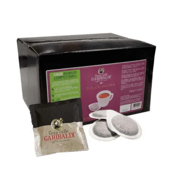 50 дози Garibaldi Dolce Aroma