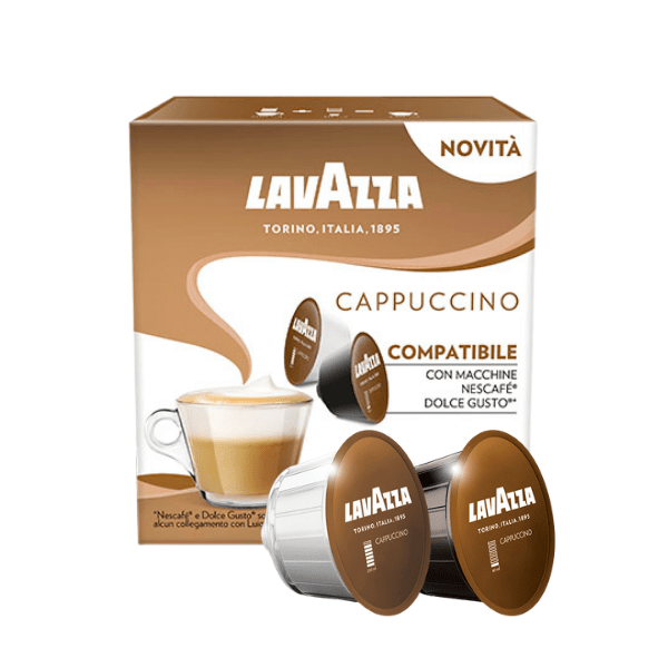 Lavazza Cappuccino - Dolce Gusto® съвместими капсули