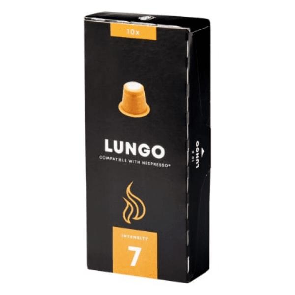 Kaffekapslen LUNGO -  Nespresso® съвместими капсули