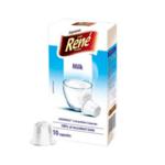 Rene Milk - 10 броя Nespresso® съвместими капсули