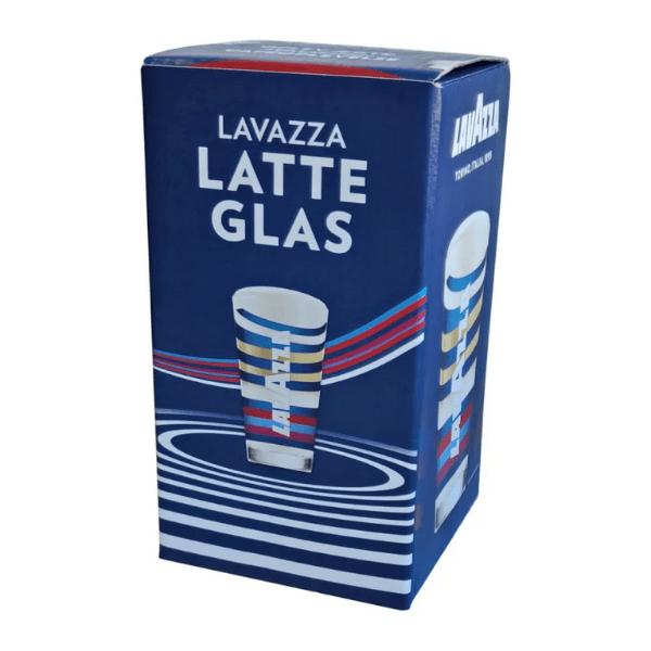 Lavazza Latte Glass
