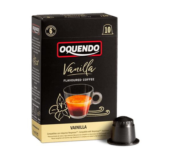 Oquendo Vanilla - 10 Nespresso® съвместими капсули