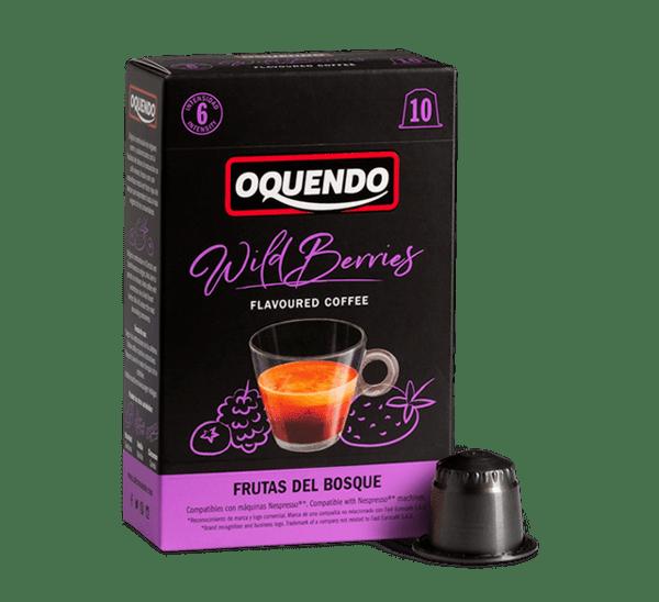Oquendo Wild Berries - 10 Nespresso® съвместими капсули