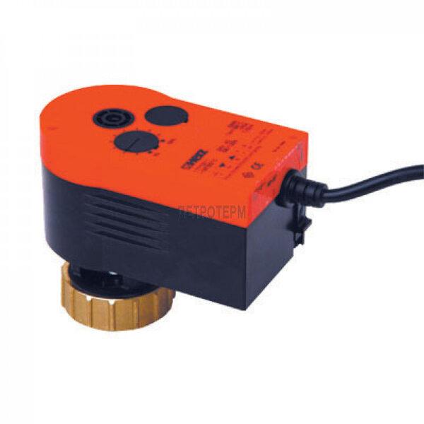 Задвижка за 2 и 3-пътни вентили задействаща сила 500 N, 24 V
