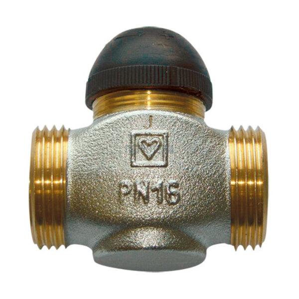 Малък термостатен вентил PN16 - прав M 30 x 1,5