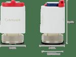 SALUS T30NC - Термозадвижка