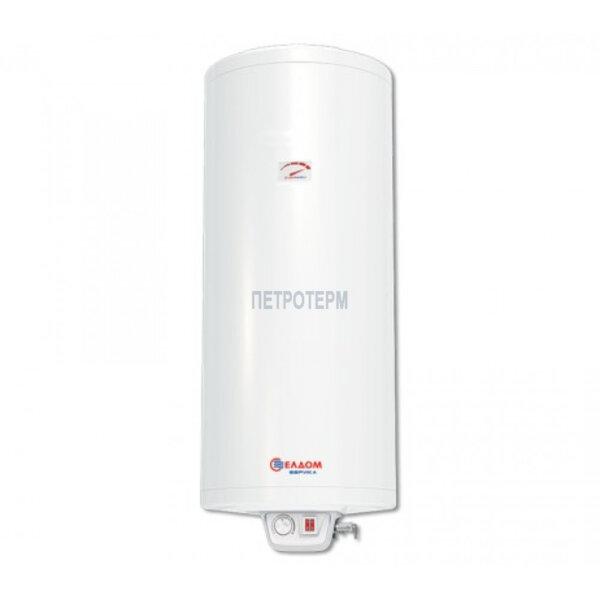 Бойлер 80л, 2x1200W, сух нагревател, малък диаметър