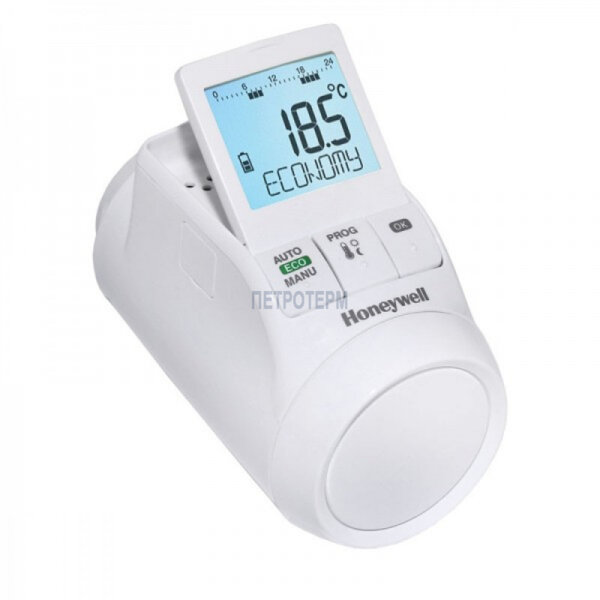 Програмируема термостатна глава Honeywell Тhera Pro HR90