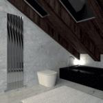 Дизайнерски радиатор - FRAME