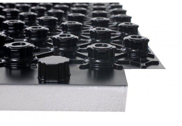 Изолация за подово отопление – релефна 32мм