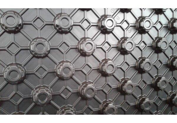 Изолация за подово отопление – релефна