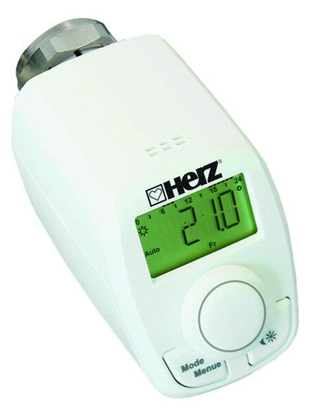 HERZ - Електронна термостатна глава