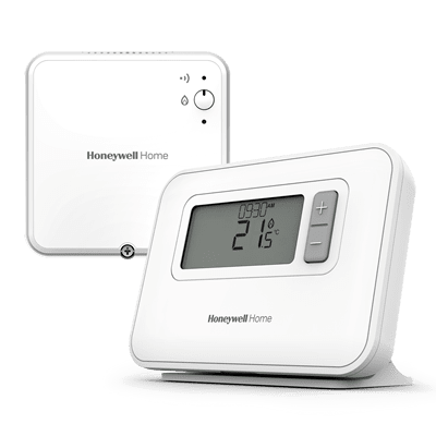 Honeywell Home T3R (Wi-Fi), програмируем стаен термостат
