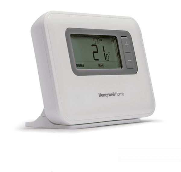 Honeywell Home T3 (жичен), програмируем стаен термостат