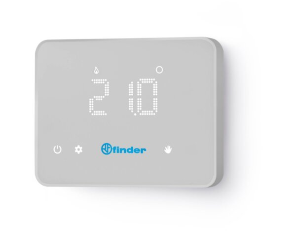 Finder BLISS WiFi, седмичен термостат