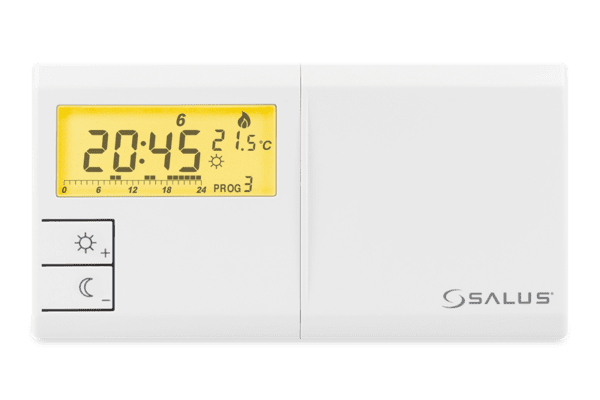 SALUS - седмичен програматор