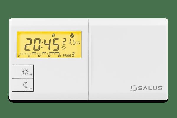SALUS - безжичен, седмичен програматор
