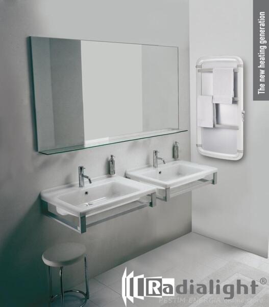 HELISEA - Отоплителен уред за баня