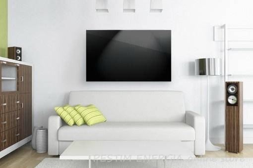 InfraHEAT черно стъкло - инфрачервен панел