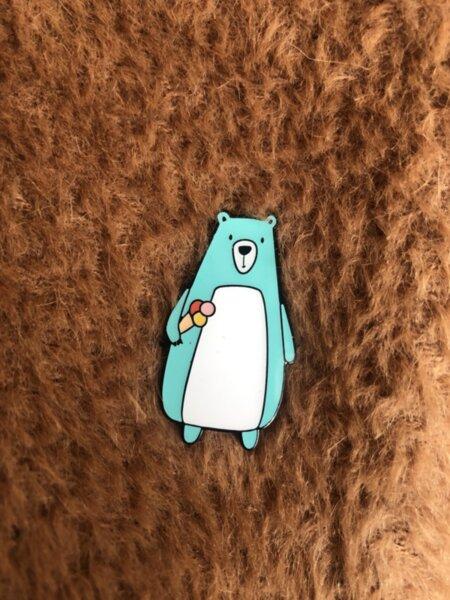 Pin 'Swimmy' - Пинче 'Суими'