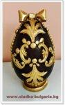 Великденско шоколадово яйце с 24 каратова сладкарска позлата