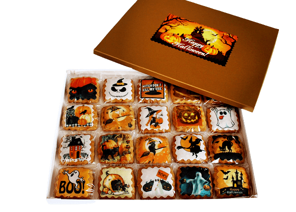 Кутия сладки за хелоуин