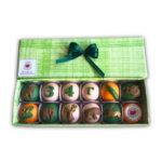 Луксозна ловна кутия бонбони за Рожден ден 34г