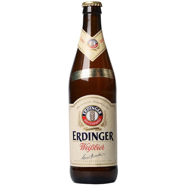 Erdinger светла бира с фина мая