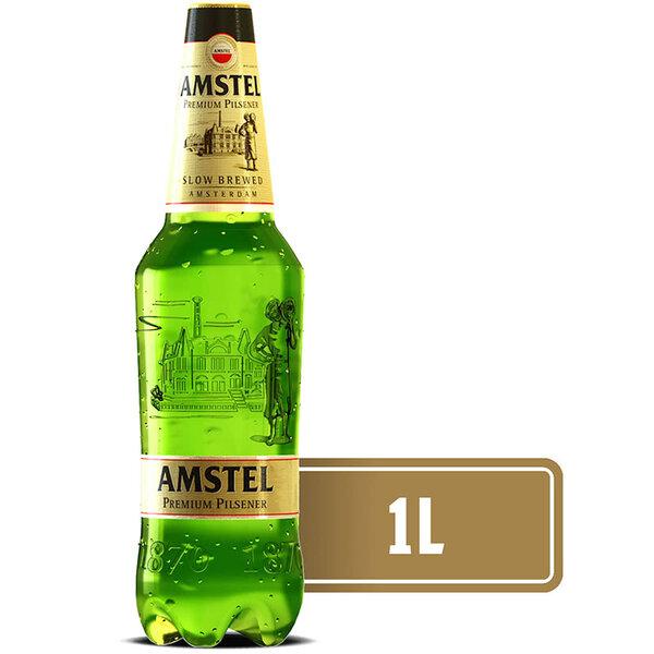 Amstel Premium Pilsener бира, PET