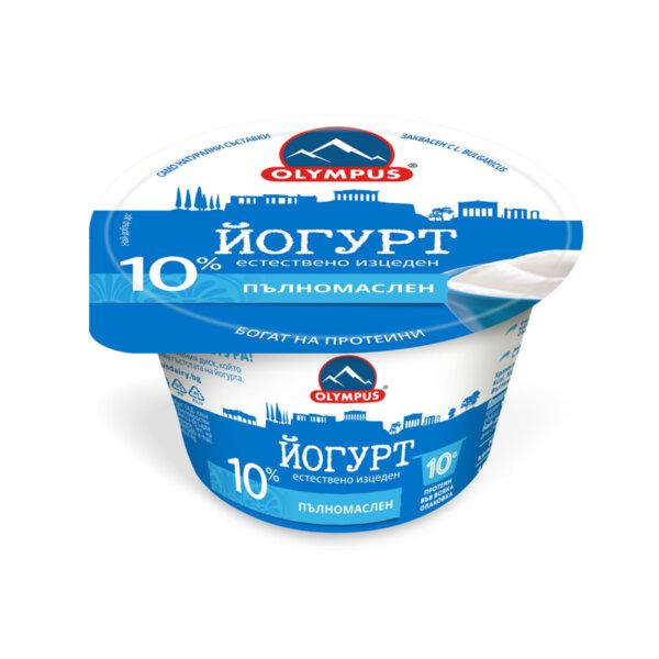 Olympus йогурт по гръцка рецепта 10%