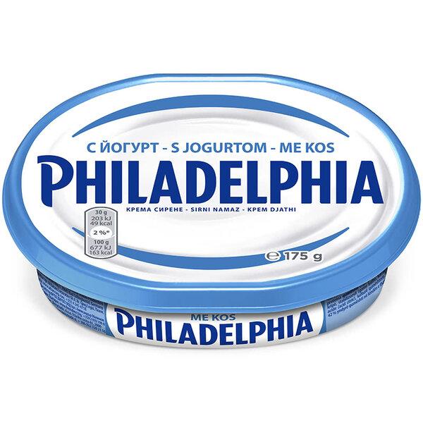 Philadelphia крема сирене йогурт