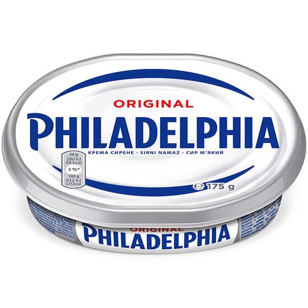 Philadelphia крема сирене натурално