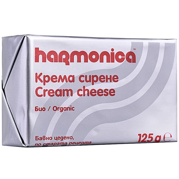 Harmonica био крема сирене