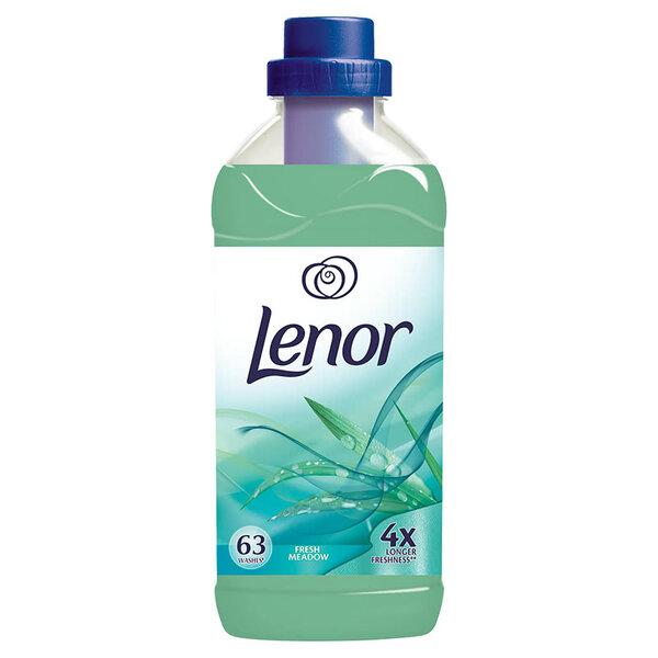 Lenor Fresh Meadow омекотител (63 пранета)