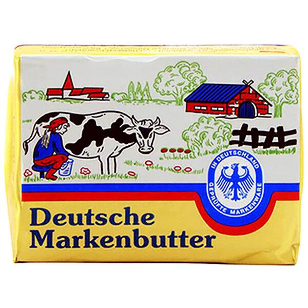 Deutsche Markenbutter краве масло
