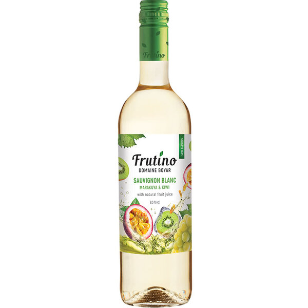 Frutino бяло вино совиньон блан киви и маракуя