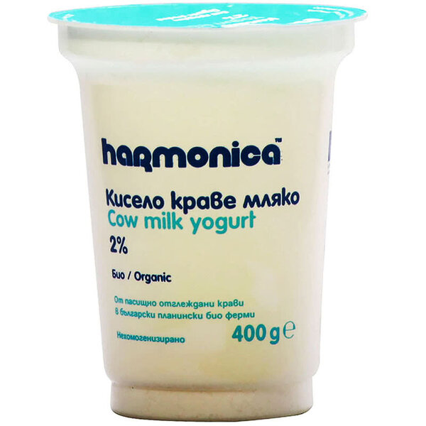 Harmonica био кисело мляко 2%