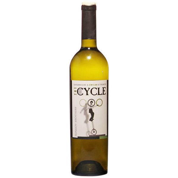 Cycle бяло вино совиньон блан