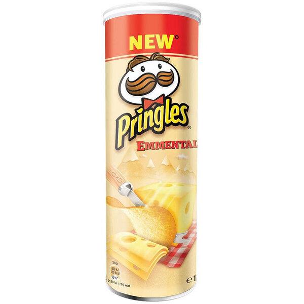 Pringles чипс ементал