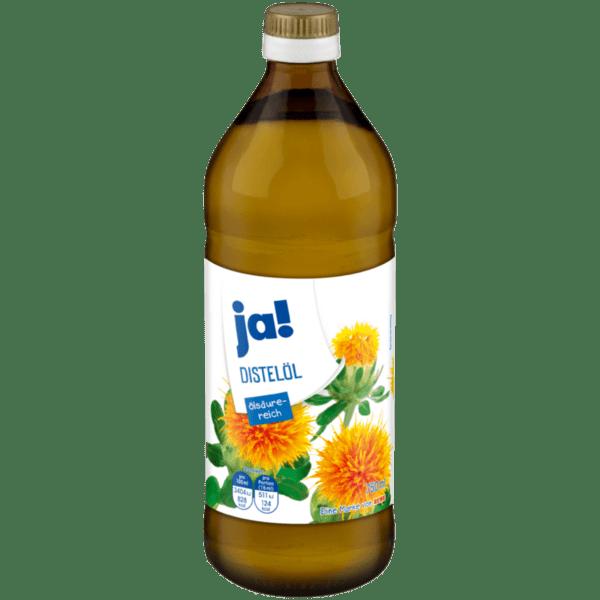 JA! масло от шафранено семе